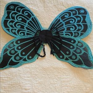 Other - Blue butterfly wigs